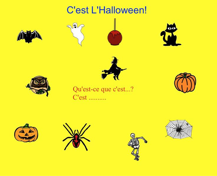 Interactive Smartboard Lessons for Halloween.