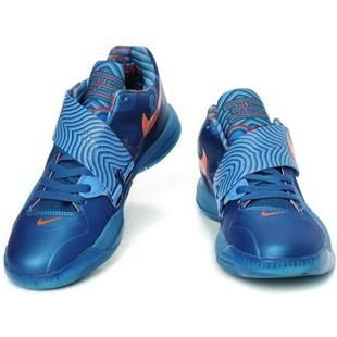 Black dark � Nike Zoom KD 4 IV Kevin Durant Year of the Dragon Blue shoes
