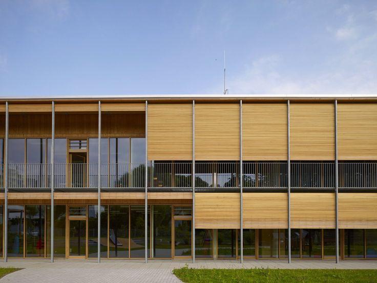 Mgf architekten daycare praunheimer mussen 2013 frankfurt am main germany christian - Mgf architekten ...