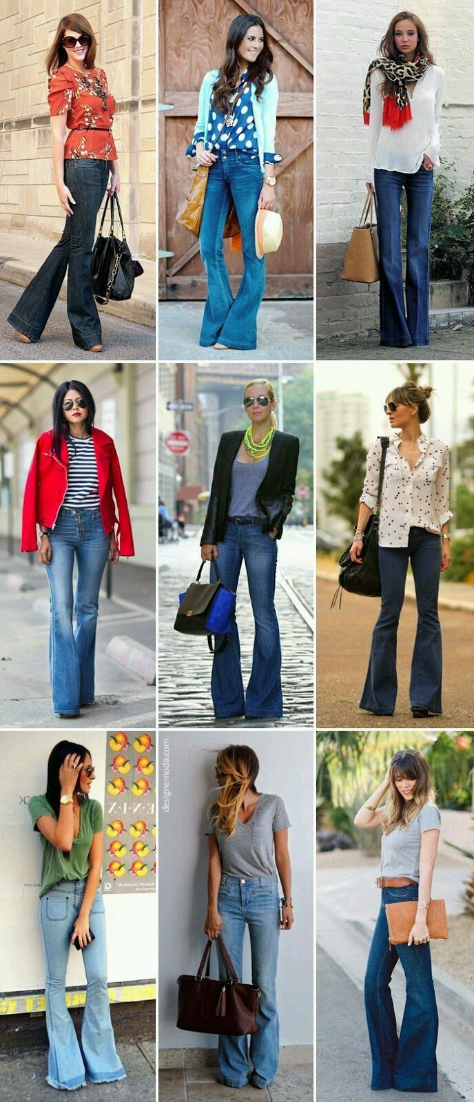 I am so glad the flares are back!!! Keep the best of the 90s revival coming please