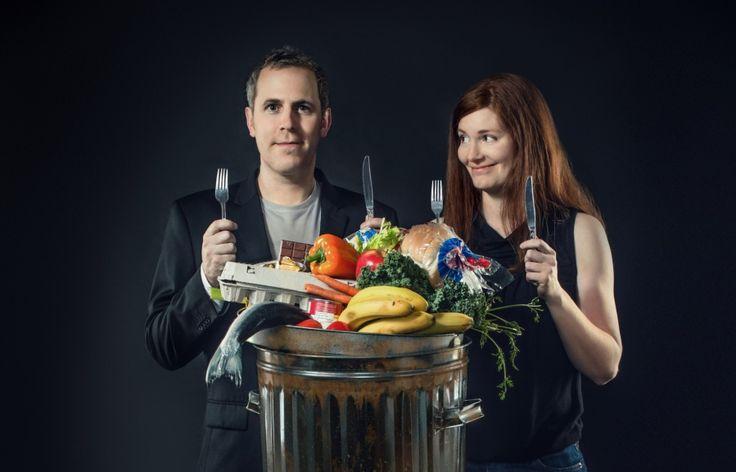 """""""Just eat it""""- Documental sobre la comida que tiramos"""