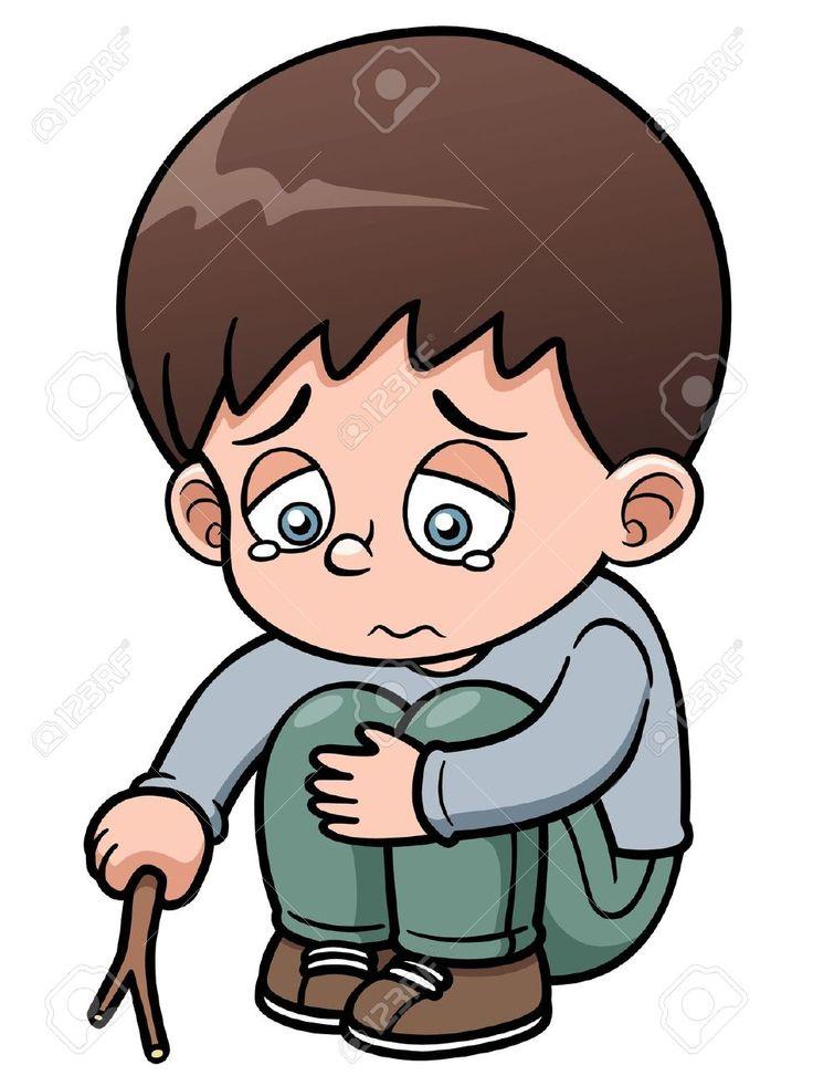 21453041-Illustration-of-Sad-boy-Stock-Vector-cartoon.jpg (974×1300)
