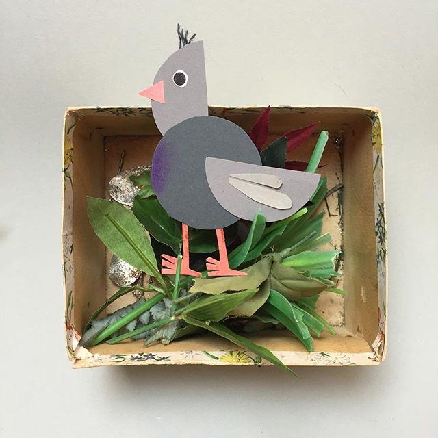 improvised nest