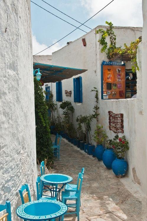 Amorgos island, Greece