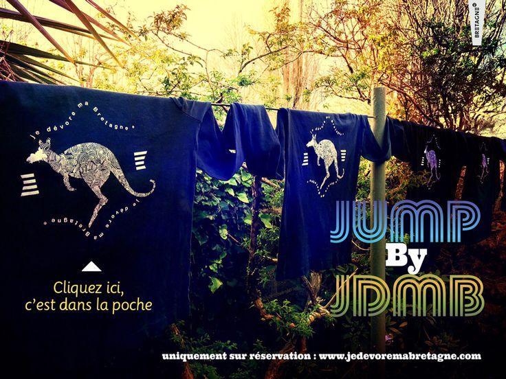 Hors série Australie Je dévore ma Bretagne !  Pour toute information contactez-nous par mail via le site www.jedevoremabretagne.com  L'Australie est invitée en Bretagne en Août 2016…  Tarif préférentiel -20 % pour toute précommande d'un t-shirt avant le 30 juin.  À très bientôt !  L'équipe JDMB