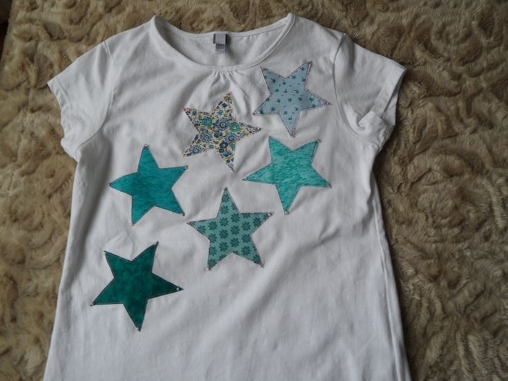 aplique de estrellas