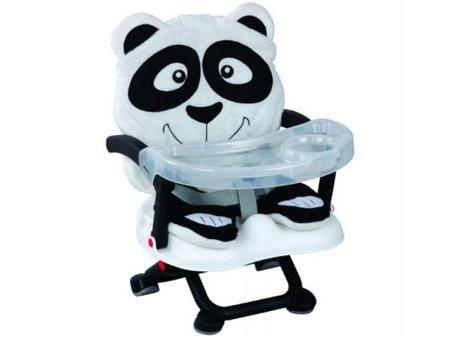 Стульчик для кормления Babies (panda)  — 2800р. ---------------- Очень милый и оригинальный стульчик для кормления прекрасно подойдет как для мальчиков, так и для девочек. Эта модель отличается высоким качеством используемых материалов и удобной эргономикой. Помимо этого, наличие ремней безопасности дает дополнительные преимущества. Стульчик можно использовать как отдельно стоящее устройство, а также и устанавливать на взрослый стул. Кроме этого, благодаря складывающейся конструкции, изделие…