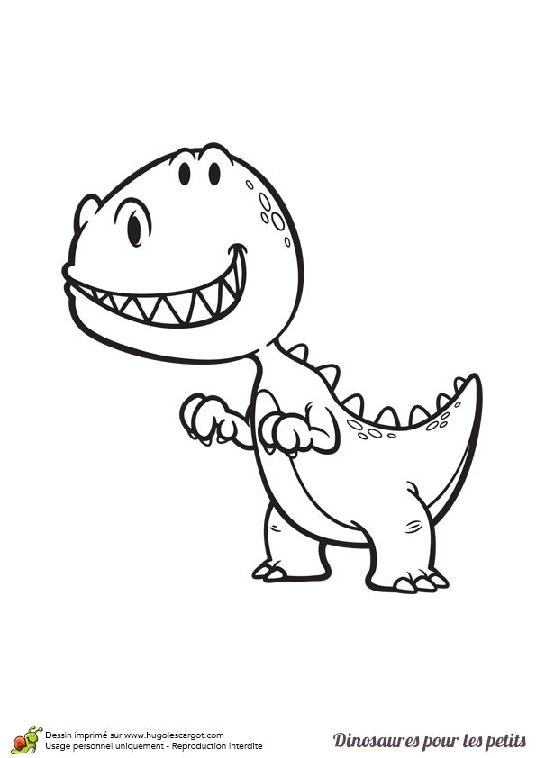 17 best ideas about coloriage de dinosaure on pinterest coloriage dinosaure activit s - Dessins dinosaures ...