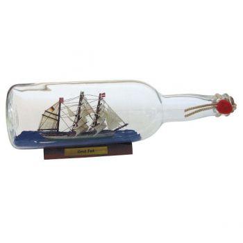 Buddelschiff-Flaschenschiff Gorch Fock