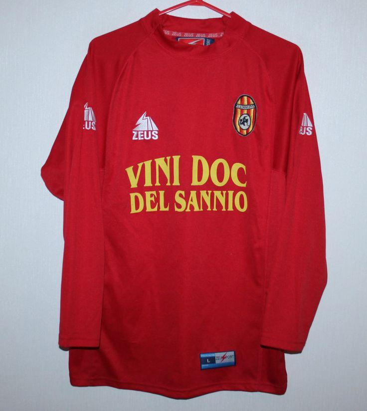 Benevento Calcio Italy match worn shirt #10 | eBay