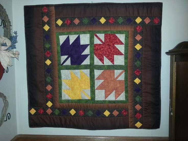 Wall Hanging kit from Pennsylvania . Bit tricky :)