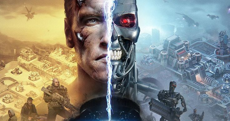 Terminator 6 Goes Back to Basics Says Schwarzenegger -- Tim Miller and James Cameron's Terminator 6 is on the fast track as Arnold Schwarzenegger explains how the new movie will work. -- http://movieweb.com/terminator-6-how-story-will-work-arnold-schwarzenegger/