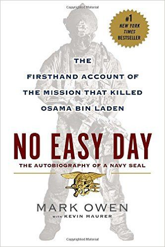 Amazon.com: No Easy Day: The Firsthand Account of the Mission that Killed Osama Bin Laden (9780451468741): Mark Owen, Kevin Maurer: Books
