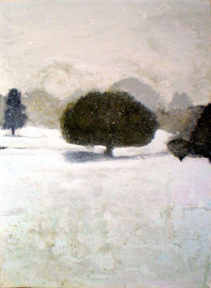 Snow Study #11