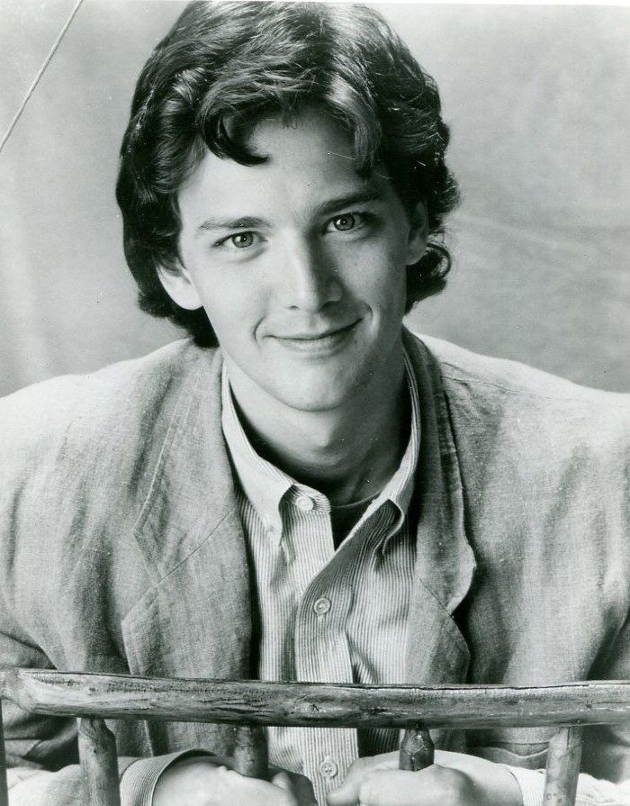 Andrew McCarthy in Pretty in Pink (1986). Dir: Howard Deutch