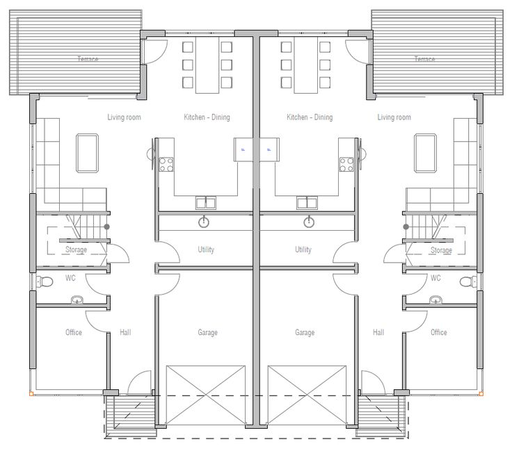 house design duplex-house-ch177D 10