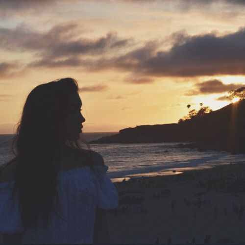 "Rowan) *walking on the beach singing ""Never Forget You"" and isn't paying attention to the fact that it's getting dark*"