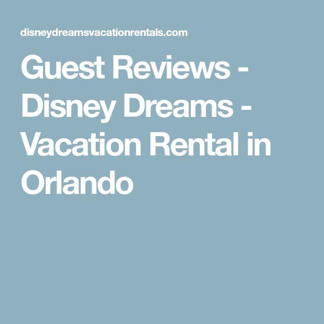 Vacation Rental In Orlando