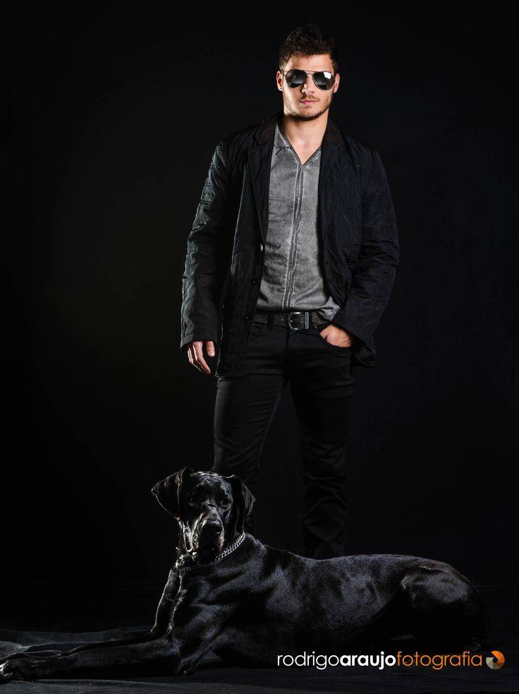 Flavio e Dhapne Dog Alemão