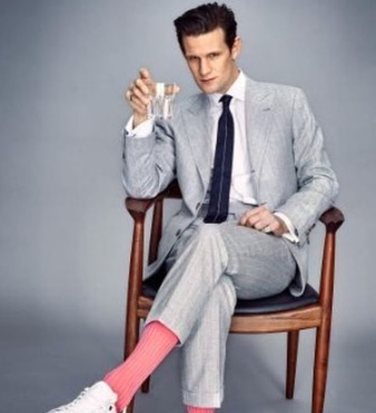 Matt Smith featured in The Times magazine
