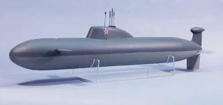 La Clase Akula esta armada con 4 tubos de torpedos de 533 mm que pueden usar el torpedo tipo 53 o el Misil SS-N-15 Starfish, y otros 4 tubos de torpedo de 650 mm que usan el tipo 65 o misiles SS-N-16 Stallion. Los tubos de torpedos están ordenados en 2 hileras de 4 tubos cada uno, esto también pueden ser usados para lanzar minas. Los Akulas Mejorados tiene 6 tubos adicionales montados externamente,