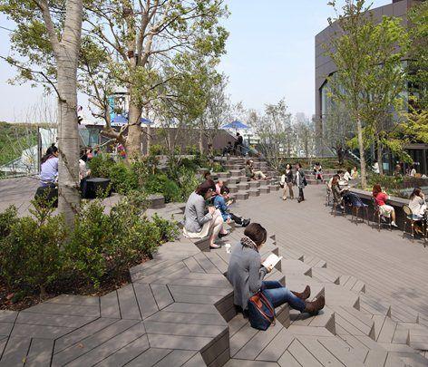 Tokyu Plaza Omotesando Harajuku, Tokyo, 2012 - Hiroshi Nakamura & NAP