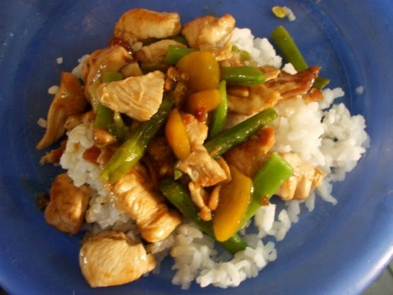 Chinese Almond Chicken Recipe - Food.com