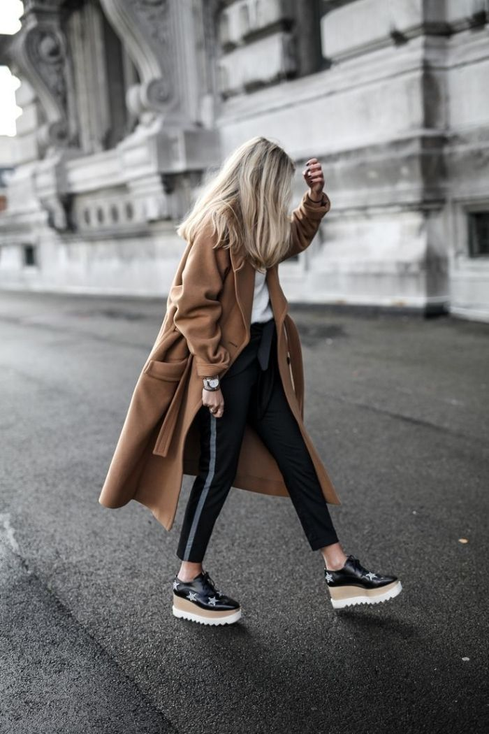 ▷ 1001 + visions chic pour apprendre comment porter des derbies   Mode  femme   Pinterest 6a46e4c2886b