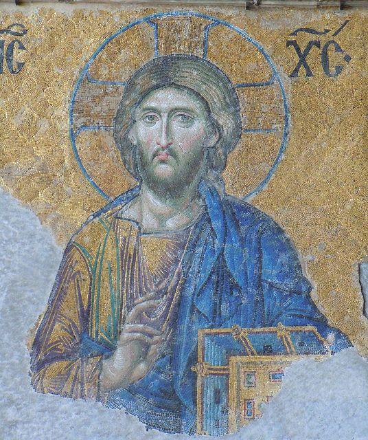"""Mosaicos Santa Sofía"" Bizanci i paleocristià"