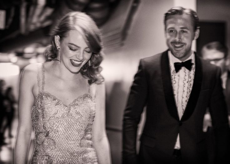 We La La Love Everything About Emma Stone and Ryan Gosling's Night at the Oscars