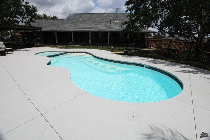 30 best venetian pool model by san juan fiberglass pools images on pinterest