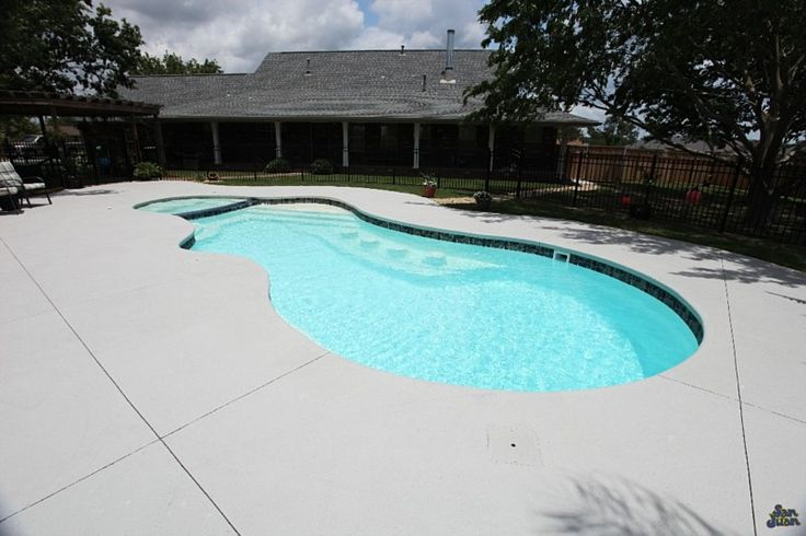 17 Best Images About San Juan Fiberglass Pool Spa Combo On
