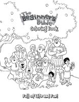 Beginners Bible Read Together Print Outs