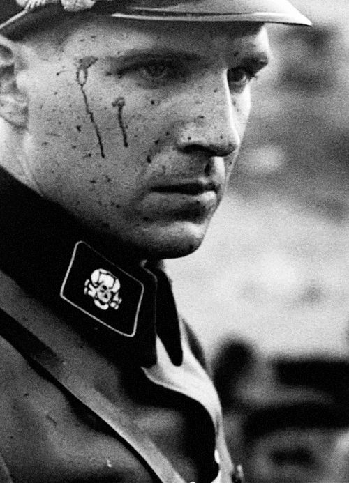 """ Ralph Fiennes as Amon Goeth in Schindler's List (1993) """