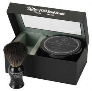 'Taylor of Bond Street' Jermyn Street Shaving Set Fathers Day Birthday Gift