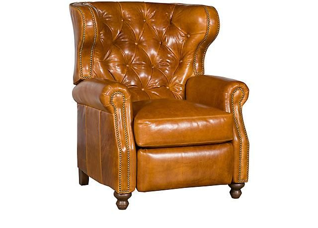 Shop For King Hickory Hamilton Leather/Fabric Recliner, And Other Living  Room Chairs At Schmitt Furniture Company In New Albany, IN.