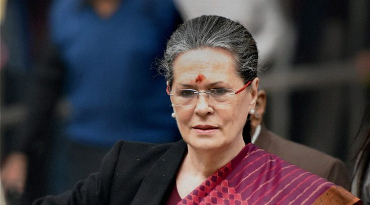 Sonia Gandhi says presidential election is a fight against 'divisive, communal vision'
