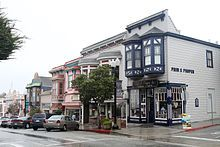 Pacific Grove, California - Wikipedia, the free encyclopedia