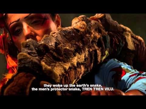 Cuento Mapuche Kay Kay Y Tren Tren Vilu -  LA CREACION