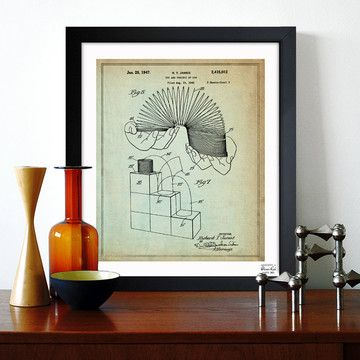 66 best blue print art images on pinterest fabrics frames and slinky 1947 framed schematic print features a fantastic fabricated blueprint complete with different figures that malvernweather Images