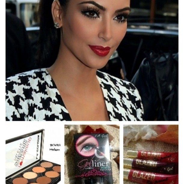 Paleta de contornos de L.A. Girl, delineador en gel de L.A. Girl $23.000 y labial glazed de L.A. Girl $20.000. Domicilio sin costo!!! Whatsapp: 3113747328 Maquillaje 100% original, para las chicas que cuidan de su piel y le dan lo mejor