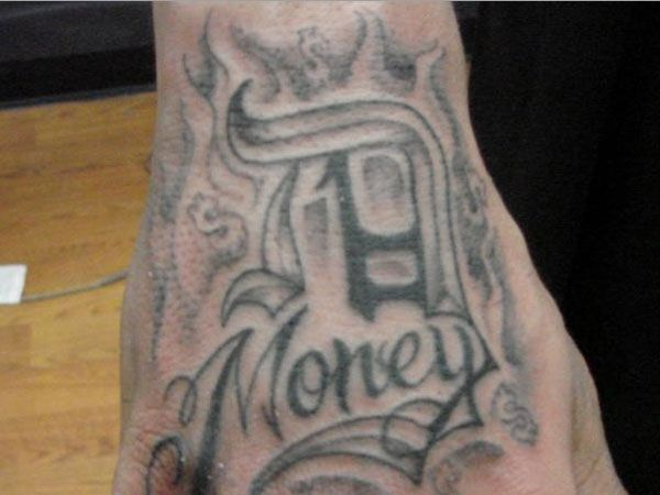 21 best money tattoos images on money