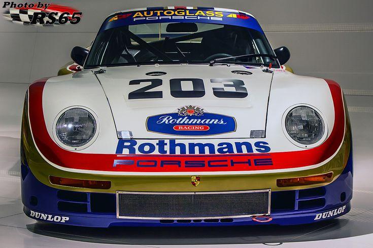 Die kurze Karriere des Porsche 961 in Le Mans 1986 und ...