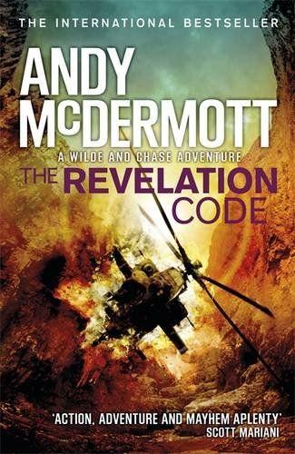 The Revelation Code (Wilde/Chase 11): Amazon.co.uk: Andy McDermott: 978075538077...