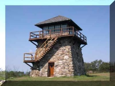 17 best images about lookout towers on pinterest lakes for Fire tower cabin plans