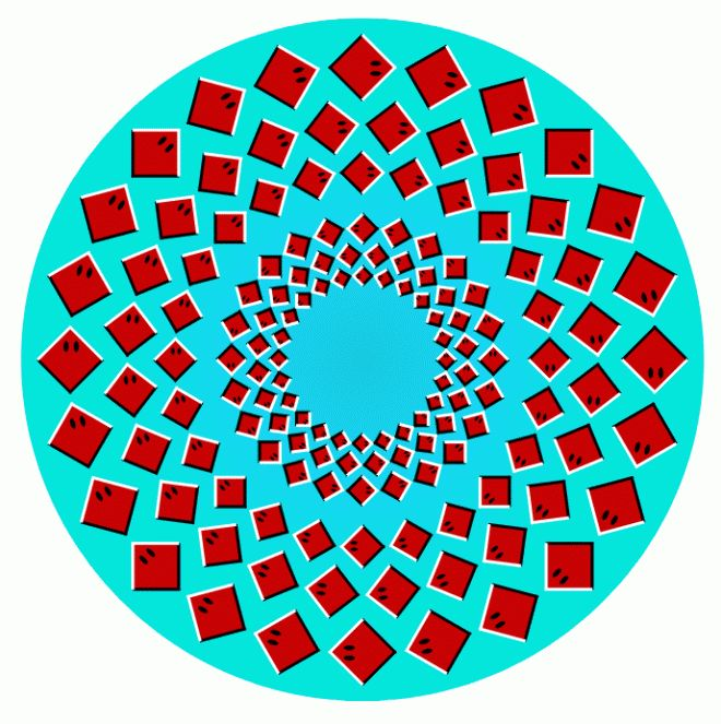The Best Optical Illusions Pictures Ideas On Pinterest - Mind blowing optical illusion