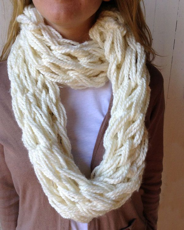 Knitting With Arms Scarf : Images about arm knitting on pinterest jazz left