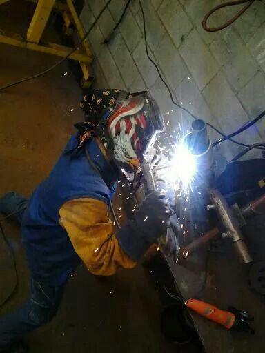 6G SMAW #welding