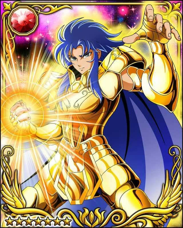 1291 Best Images About Cards Saint Seiya Cards On