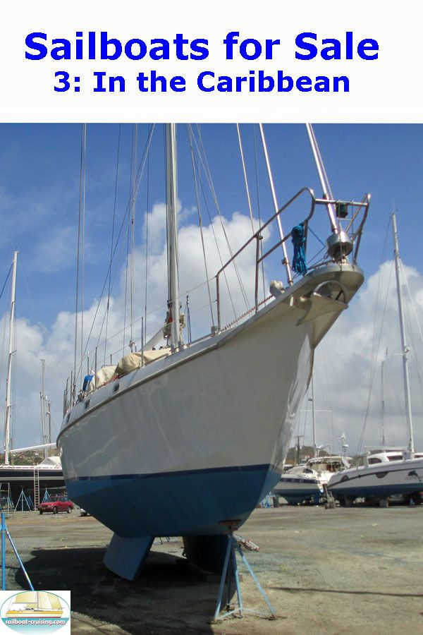 Used Sailboats For Sale >> Used Sailboats For Sale In The Caribbean In 2019 Tall Ships Used
